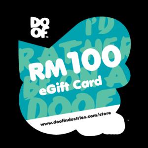 eGift Card - RM 100