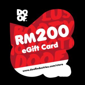 eGift Card - RM 200