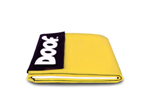 Doof Splash (S) Cover - Yellow